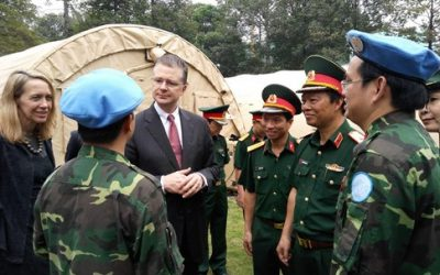 Vietnam's level-2 field hospital ready for deployment in Q1