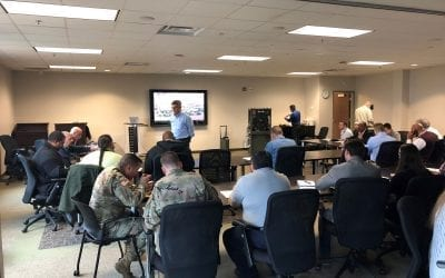 Armed Forces Biomedical Society (AFBS) Lunch Meeting, Fort Detrick, Maryland