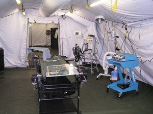Sterilized Equipment For Military Field Hospitals