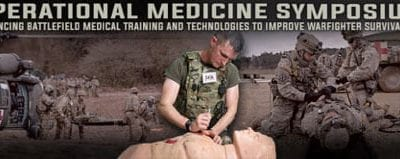 2nd Annual Operational Medicine Symposium, San Diego, CA