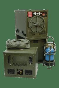 Ruggedized Military Equipment
