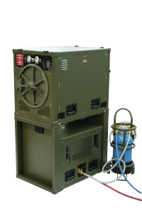 FDA Cleared Ruggedized Military Medical Equipment