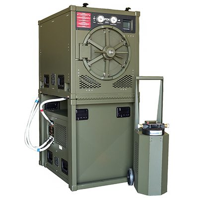Fort Defiance Industries LLC | The P2131 Automated Field Steam Sterilizer