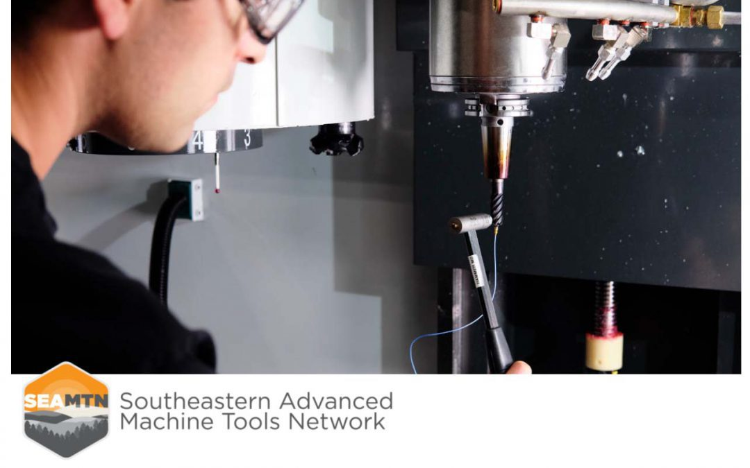 We are proud to be a member of the Southeastern Advanced Machine Tools Network