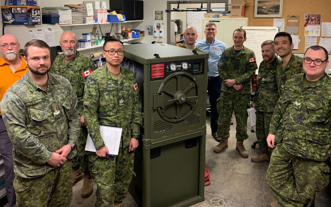 Canada P2131 Maintenance Training, Petawawa, Ontario, Canada