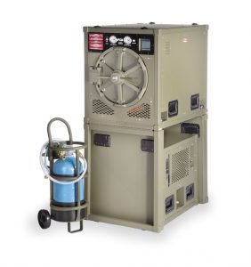P2131 Steam Sterilizer - Sterilizer For Disaster Relief Operations