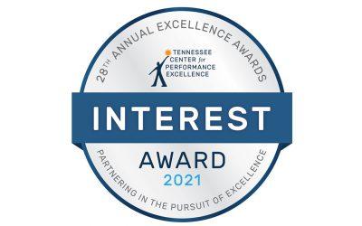 FORT DEFIANCE INDUSTRIES WINS 2021 INTEREST AWARD