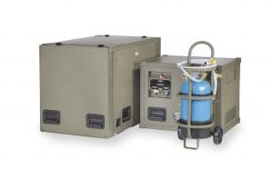Military Field Hospital Autoclave